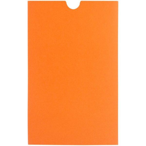 Шубер Flacky Slim, оранжевый