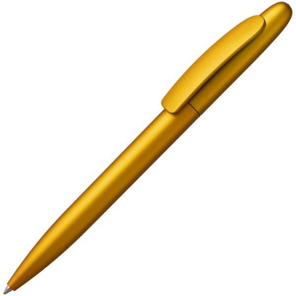 Ручка шариковая Moor Silver, желтая