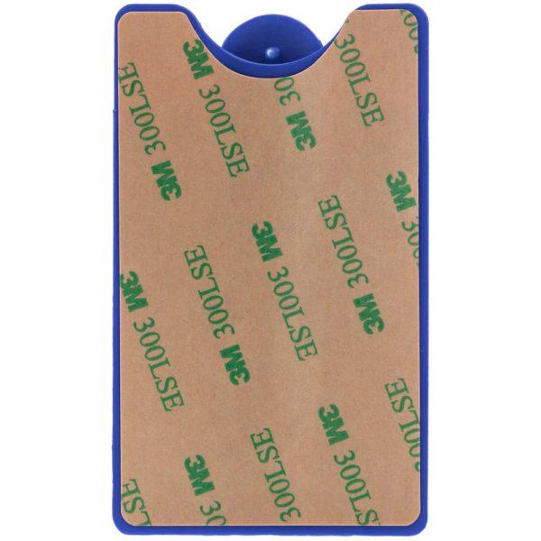Чехол для карты на телефон Carver, синий